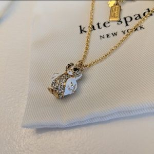 *NWT* Kate Spade gold Owl 🦉 necklace